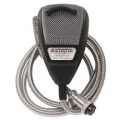 Astatic 636LSE Noise Canceling 4-Pin CB Silver Edition Microphone