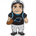 Carolina Panthers Dancing Musical Halfback Mascot Doll