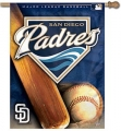 "San Diego Padres MLB 27"" x 37"" Vertical Outdoor Flag"