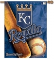 "Kansas City Royals MLB 27"" x 37"" Vertical Outdoor Flag"