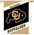 "Colorado Buffaloes 27"" x 37"" Vertical Outdoor Pole Flag"