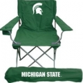 Michigan State Spartans NCAA Folding Tailgate Lawn Chair