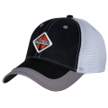International Trucks Black Mesh Back Structured Cap