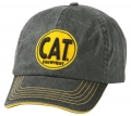 Caterpillar CAT Black & Yellow Equipment Cap