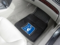 Duke Blue Devils Premium All Weather 2pc Rubber Car Floor Mats