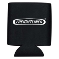 Freightliner Collapsible Black Beer Koozie-FREE SHIPPING