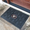 "Georgia Bulldogs 19"" x 30"" Vinyl Front Door Welcome Mat"