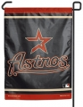 "Houston Astros 11"" x 15"" MLB Garden Flag"