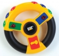 Caterpillar CAT Kids Talking Interactive Steering Wheel