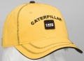 Caterpillar CAT Gold Zigzag Cap