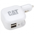 Caterpillar CAT 12 Volt/Wall Charger USB Power Adapter