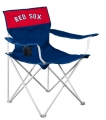 Boston Red Sox MLB Canvas Tailgate Chair