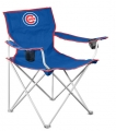 Chicago Cubs MLB Deluxe Tailgate Chair