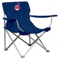 Cleveland Indians MLB Canvas Tailgate Chair