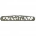 "Freightliner Trucks Semi Truck 24"" x 4"" Chrome Plated Steel Mud Flap Weights-Set"