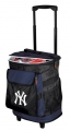 New York Yankees Rolling Tailgating Cooler