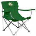 Oakland Athletics MLB Canvas Tailgate Chair