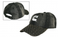 Cummins Diesel Faded Black Denim Diamond Plate Hat