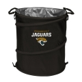 Jacksonville Jaguars NFL Collapsible Trash Can
