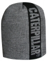 Caterpillar CAT Gray Power Stripe Winter Beanie Cap