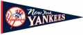 New York Yankees Throwback Wool Pennant