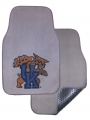 Kentucky Wildcats 2pc Grey Universal Car Floor Mats