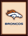 Imperial USA Denver Broncos 3D Wooden Wall Art