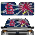 St. Louis Cardinals Automobile Sun Shade