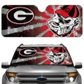 Georgia Bulldogs Automobile Sun Shade