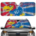 Kansas Jayhawks Automobile Sun Shade