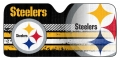 Pittsburgh Steelers Automobile Sun Shade