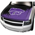 Kansas State Wildcats NCAA Car/Truck Tailgating Hood Cover