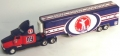 New York Giants 1:80 2006 Collectible Throwback Tractor Trailer