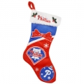 "Philadelphia Phillies 17"" Christmas Stocking"