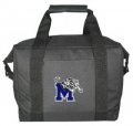 Memphis Tigers 12 Pack Kolder Cooler Bag