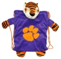 Clemson Tigers School Backpack Pal