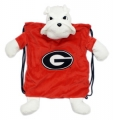 Georgia Bulldogs School Backpack Pal