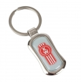Kenworth Chrome Key Chain Tag