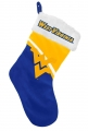 "West Virginia Mountaineers 17"" Christmas Stocking"