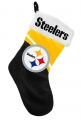 "Pittsburgh Steelers 17"" Christmas Stocking"
