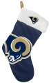"St. Louis Rams 17"" Christmas Stocking"