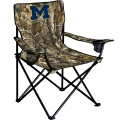 "Michigan Wolverines ""Big Boy"" Realtree Tailgating Lawn Chair"