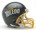 University of Toledo Rockets Replica Mini Helmet w/Z2B Mask