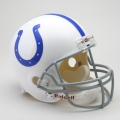"Baltimore Colts (1959-77) Full Size """"Deluxe"""" Replica NFL Throwback Helmet by Riddell"