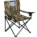 "North Carolina Tar Heels ""Big Boy"" Realtree Tailgating Lawn Chair"