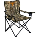 "Texas Longhorns ""Big Boy"" Realtree Tailgating Lawn Chair"