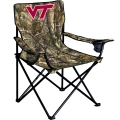 "Virginia Tech Hokies ""Big Boy"" Realtree Tailgating Lawn Chair"