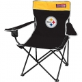 Pittsburgh Steelers NFL Broadband Quad Tailgating Arm Chair