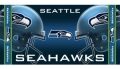 "Seattle Seahawks 30"" x 60"" NFL Beach Towel"