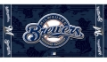 "Milwaukee Brewers MLB 30"" x 60"" Beach Towel"